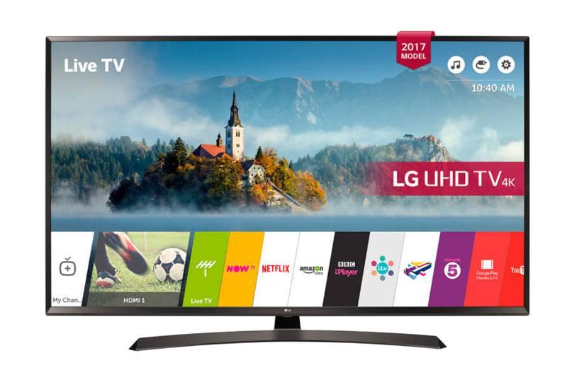 TV UHD 4K LG 55UJ635