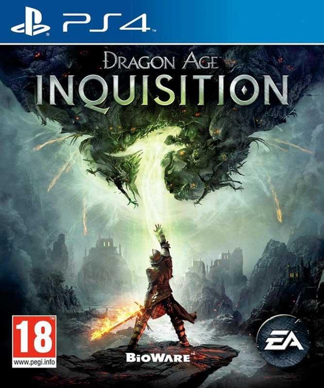 Jeu video PS4 DRAGON AGE 3 INQUISITION (photo)