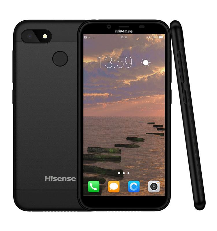 Smartphone HISENSE F17 Pro noir (photo)