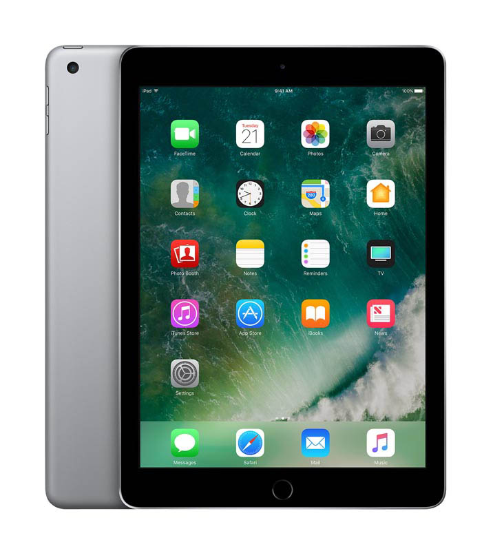 APPLE iPad 5 32 go gris reconditionne grade A+