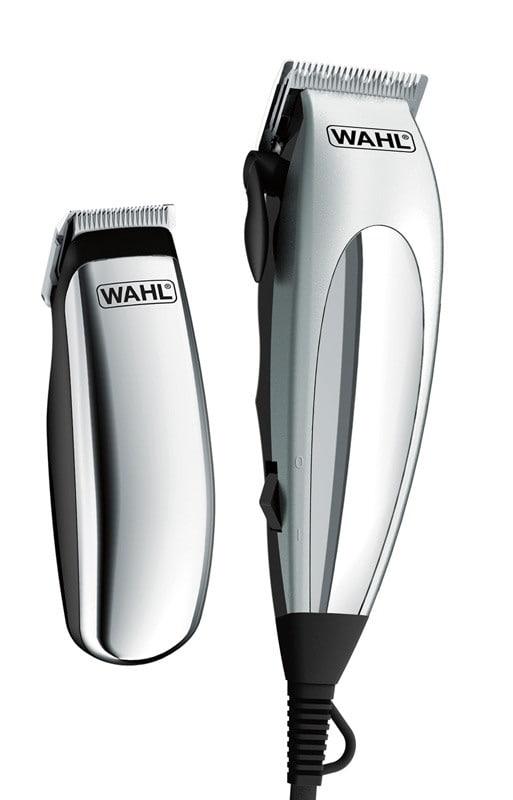 Tondeuse cheveux WAHL + mini tondeuse Deluxe home pro