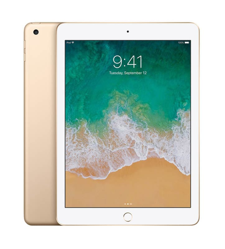APPLE iPad 5 32 go gold reconditionne grade A+