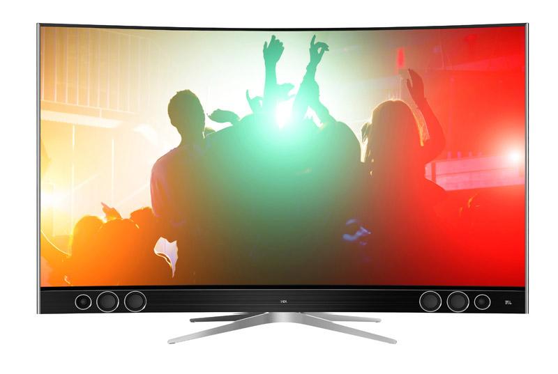TV UHD 4K TCL U65S9906 CURVED QUHD HDR