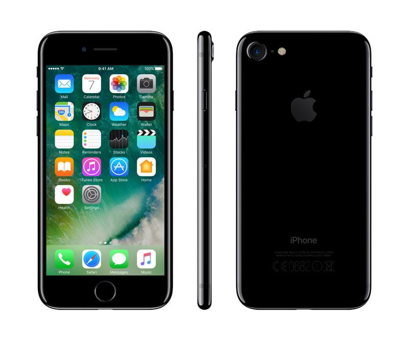 APPLE iPhone 7 128 Go Jet Black reconditionne grade A+