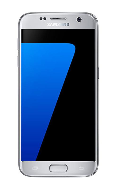 Smartphone SAMSUNG GALAXY S7 32 Go Silver reconditionne grade A+