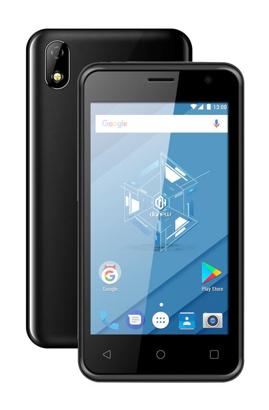 Smartphone DANEW KONNECT 402 3G noir (photo)