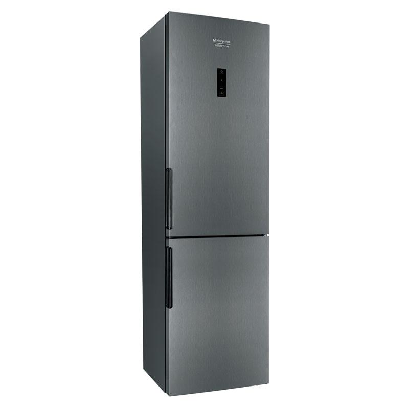 Refrigerateur combine HOTPOINT LH8 FF2O C