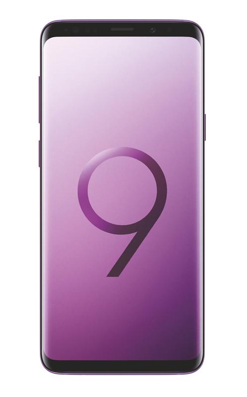 Smartphone SAMSUNG GALAXY S9+ QuadHD+ IP68 ultra violet