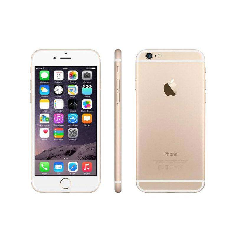 APPLE iPhone 6 128 Go Gold reconditionne grade A+