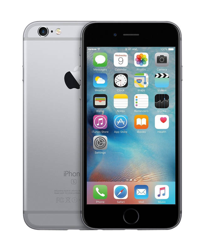 APPLE iPhone 6s+ 16 Go Sideral Grey reconditionne GRADE A+