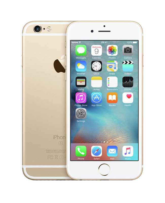 apple iphone 6s 16 go gold reconditionne grade a niche. Black Bedroom Furniture Sets. Home Design Ideas