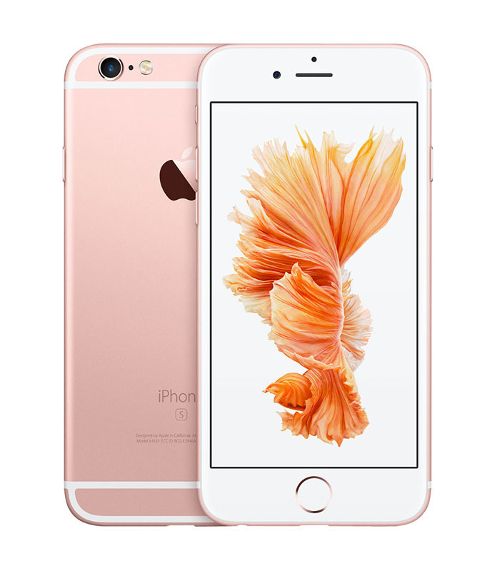 APPLE iPhone 6s+ 16 Go Pink Gold reconditionne GRADE A+