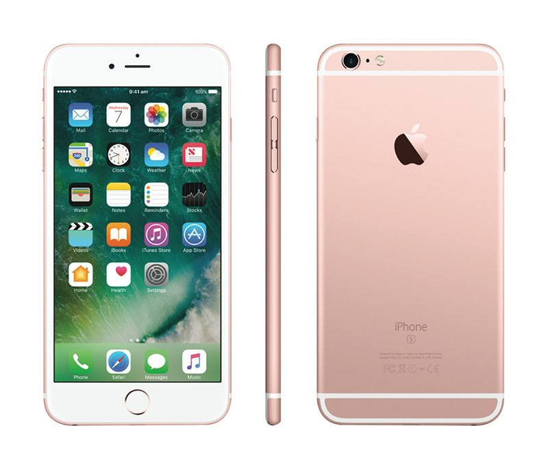Apple Iphone 6s+ 64 Go Pink Gold Reconditionné Grade A+ (photo)