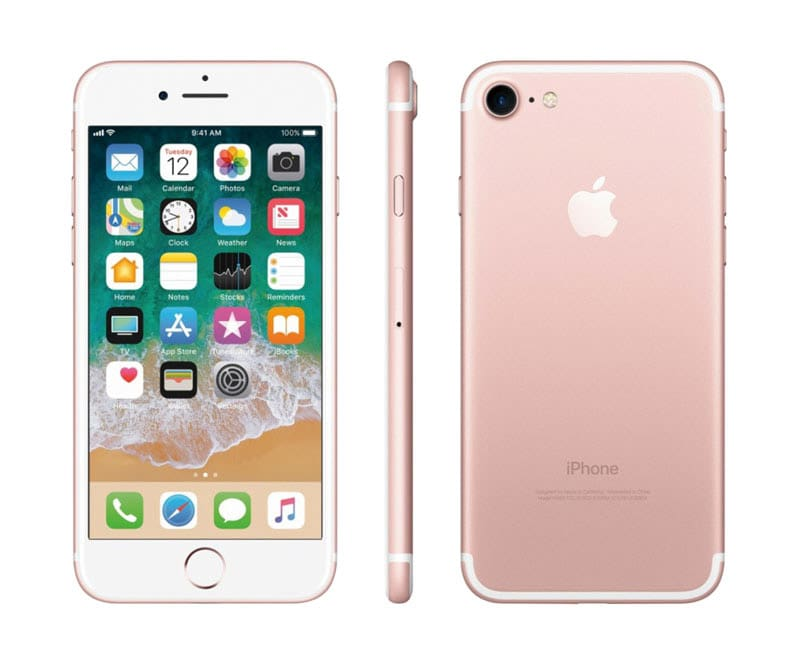 APPLE iPhone 7 32 Go Pink Gold reconditionne grade A+