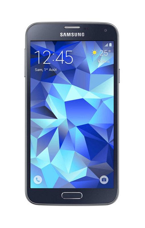 Smartphone SAMSUNG GALAXY S5 16 Go noir reconditionne grade A+