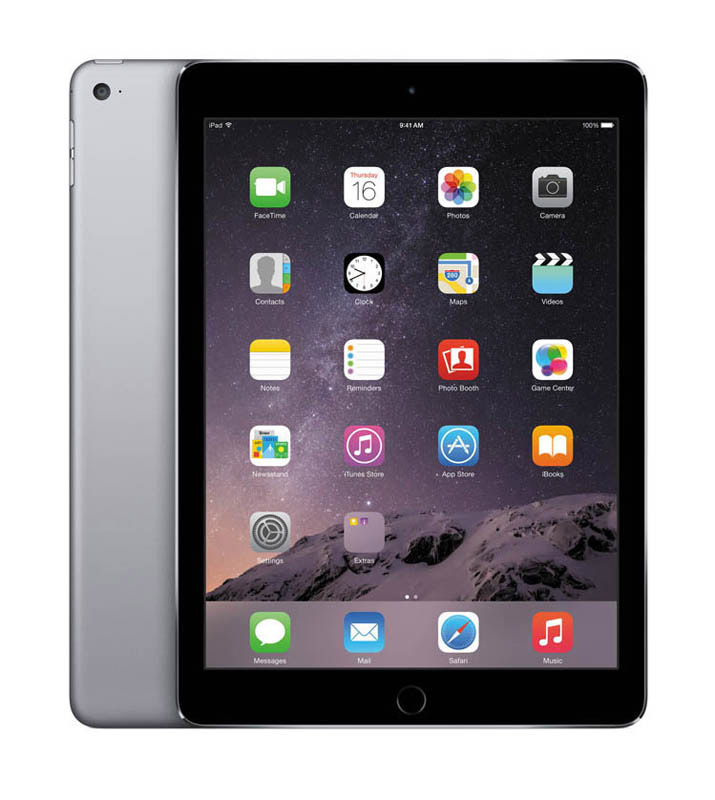 APPLE iPad AIR 64 go 4G noir reconditionne grade A+