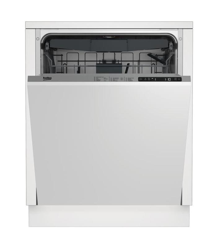 Lave-vaisselle Tout Intégrable Beko A++ Lvi66f