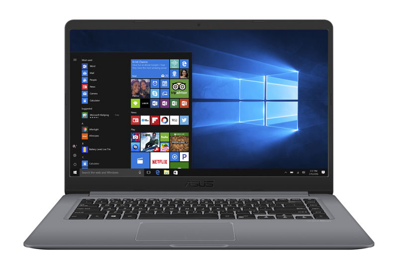 Ordinateur portable 15,6 ASUS S501UF-EJ427T grey