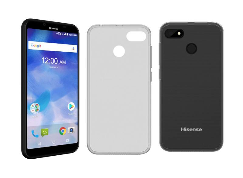 Coque HISENSE F17 Pro transparent (photo)