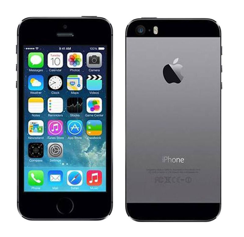 APPLE iPhone 5S 64 Go Sideral Grey reconditionne grade A+