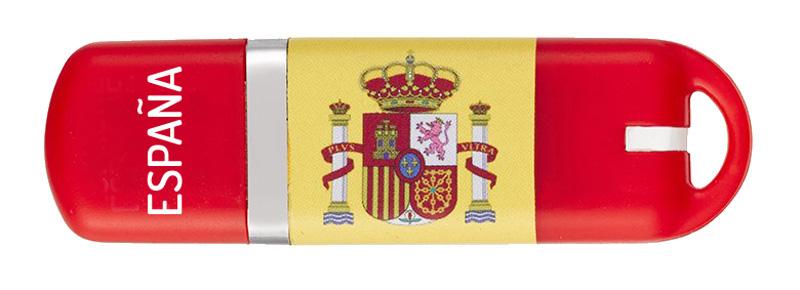 Cle USB 16 go KEYOUEST nation Espagne (photo)
