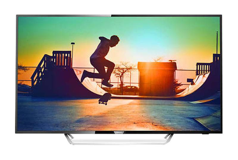 TV UHD 4K PHILIPS 65PUS6162 WIFI