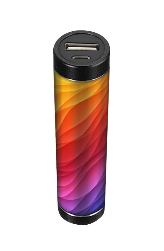 Batterie de Secours DESTROY POP 2400MAH RAINBOW (photo)