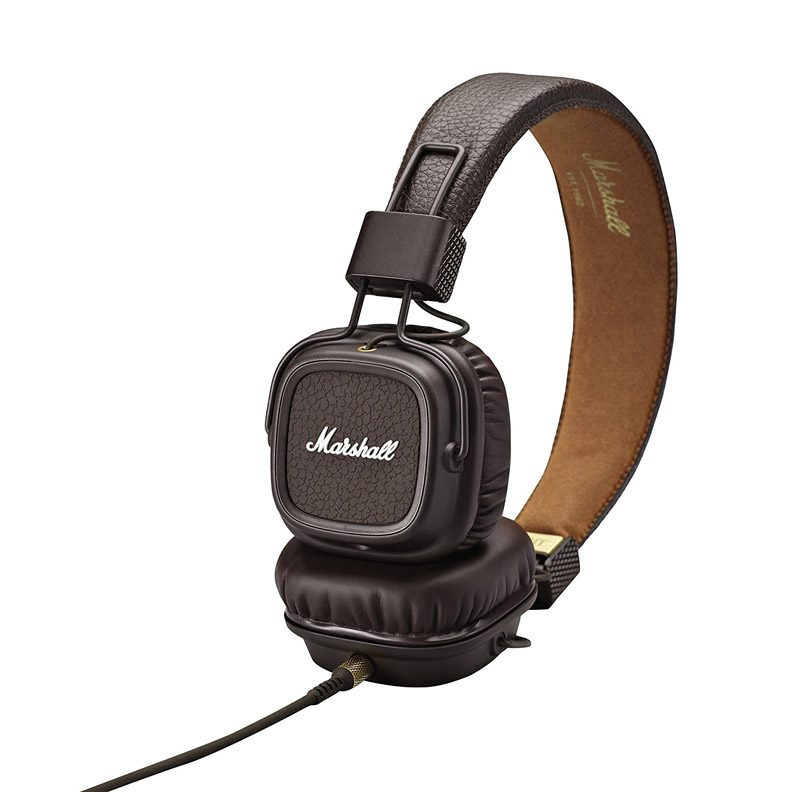Casque MARSHALL MAJOR 2 marron
