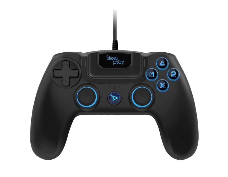Manette STEELPLAY PS4 filaire