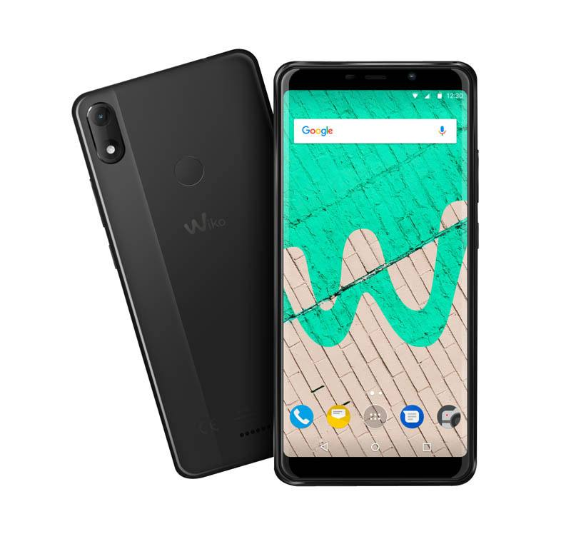 Smartphone WIKO VIEW MAX 5.99 18.9 4G anthracite