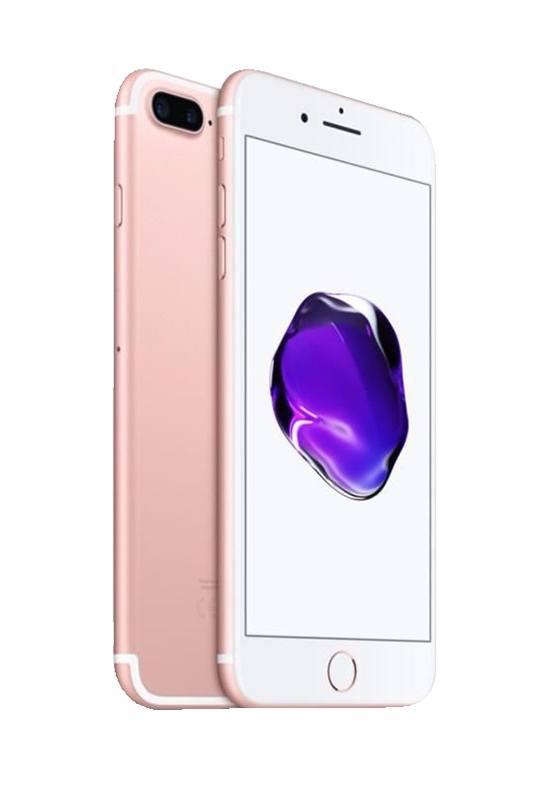 APPLE IPHONE 7+  32 GO PINK GOLD RECONDITIONNÉ GRADE A+ (photo)