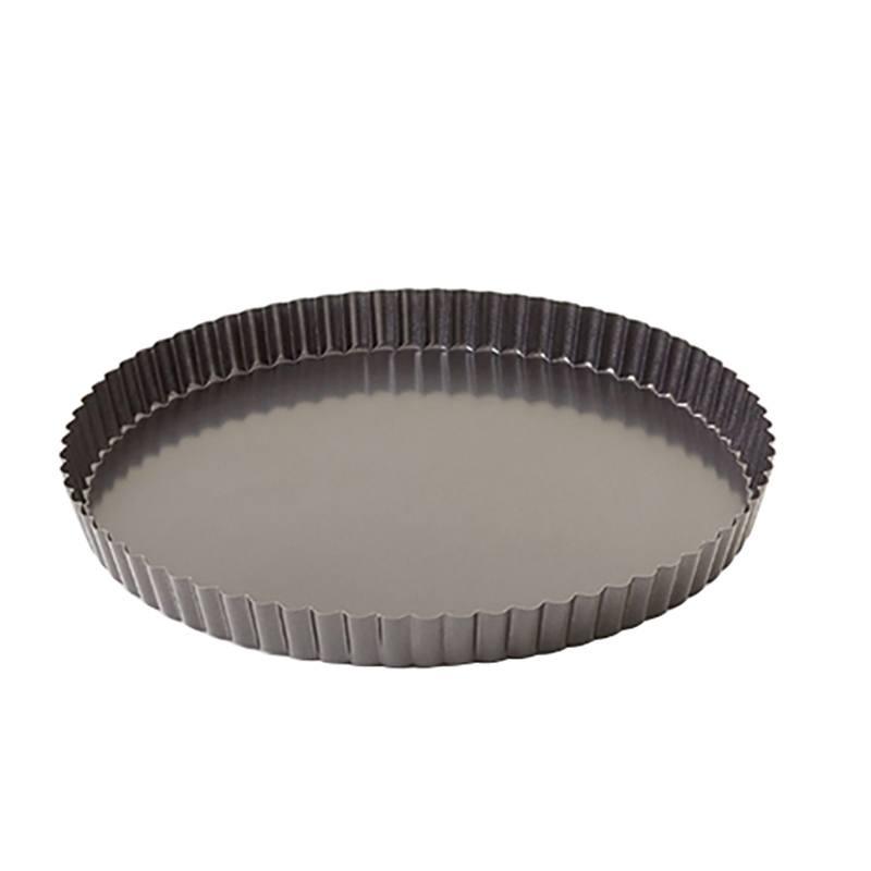 Moule à tarte 28 cm teflon