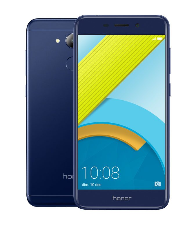 SMARTPHONE HONOR 6C PRO 5,2 HD 4G BLEU (photo)
