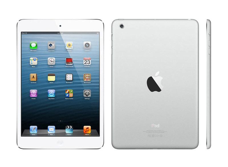 APPLE iPad AIR 32 Go blanc reconditionne grade A+ (photo)