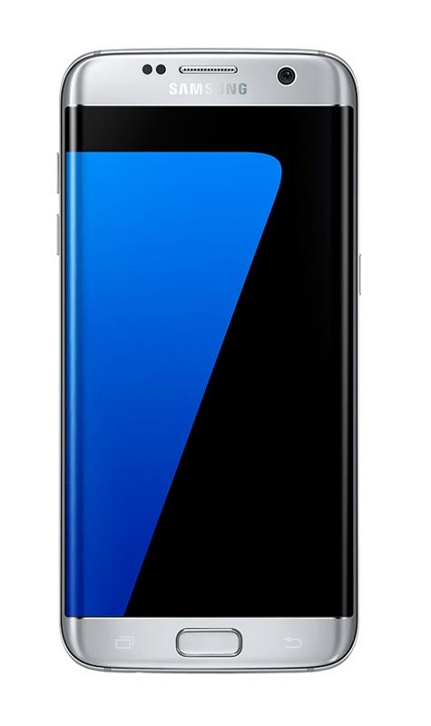 Smartphone SAMSUNG GALAXY S7 edge 32 Go Silver reconditionne grade A+