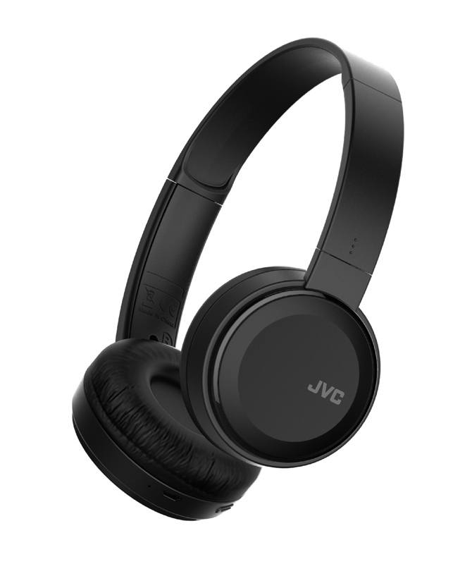 Casque bluetooth JVC HA-S30BT-B-E (photo)