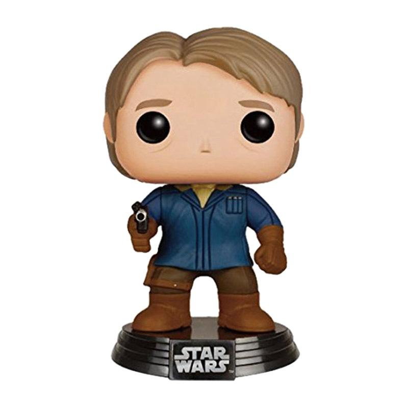 Figurine POP Star Wars Han Solo (photo)