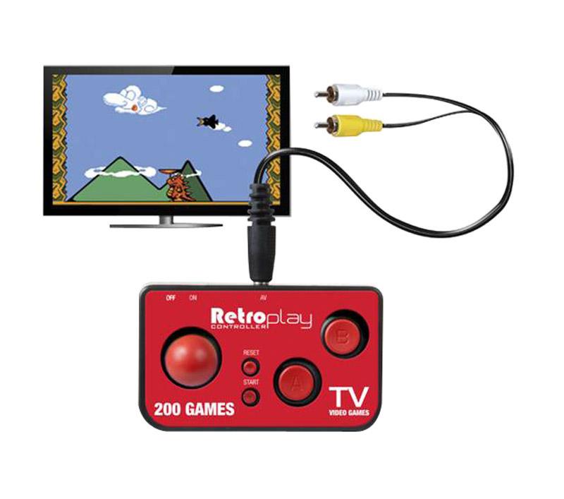Console de jeux MYARCADE Retro (photo)