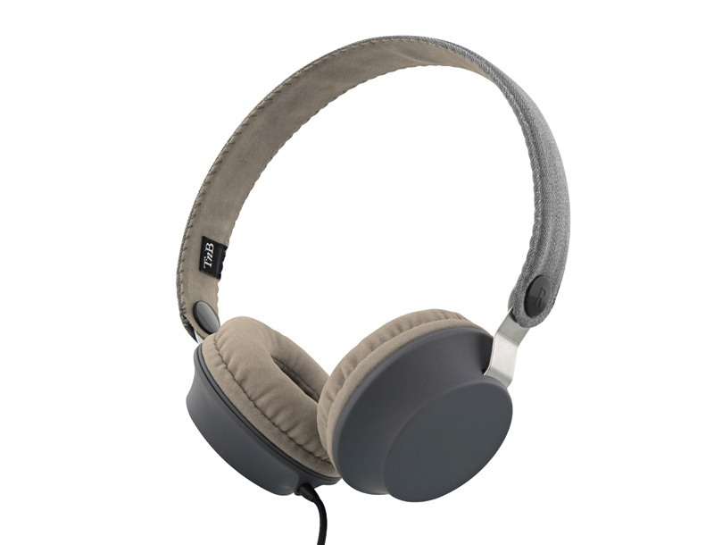 Casque micro TNB LEGEND gris (photo)