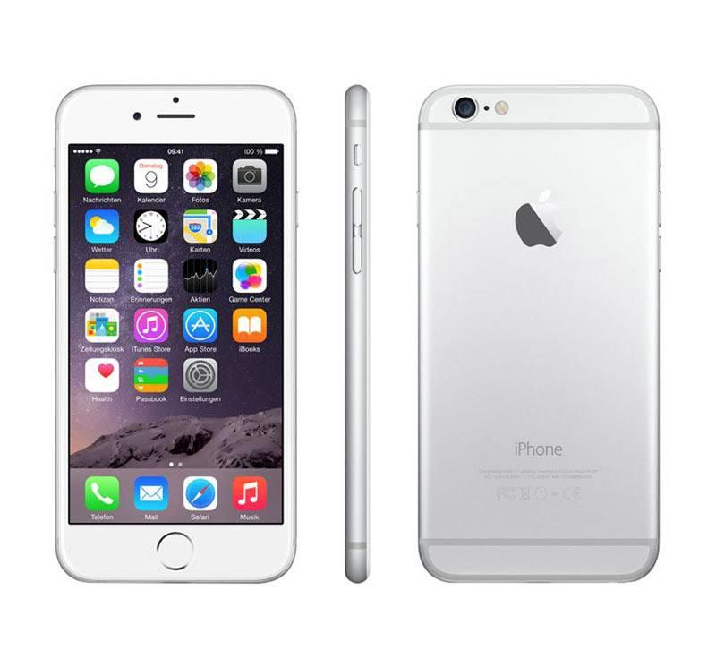 APPLE iPhone 6+ 128 Go Silver reconditionne grade A+