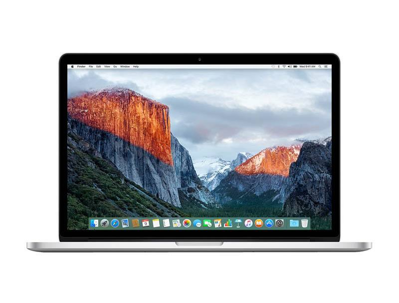 APPLE Macbook PRO 15,6 reconditionne grade A+ Silver FJLQ2F/A i7 256 go ssd