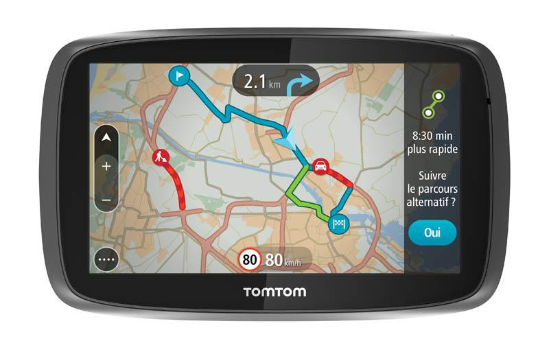 GPS 5 TOMTOM GO 500 EU45 reconditionne grade A+