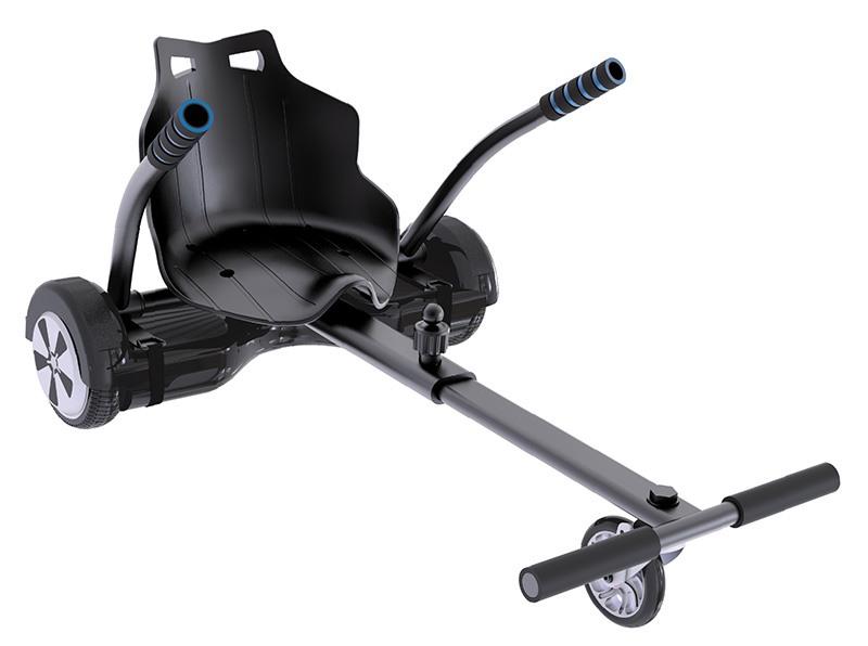 Kart pour hoverboard jusqu'à 10 URBANGLIDE PILOT noir (photo)