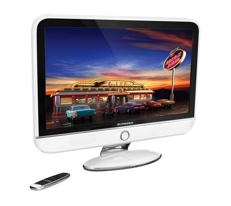 TV SCHNEIDER LED32WHT FHD FEELING'S USB (photo)