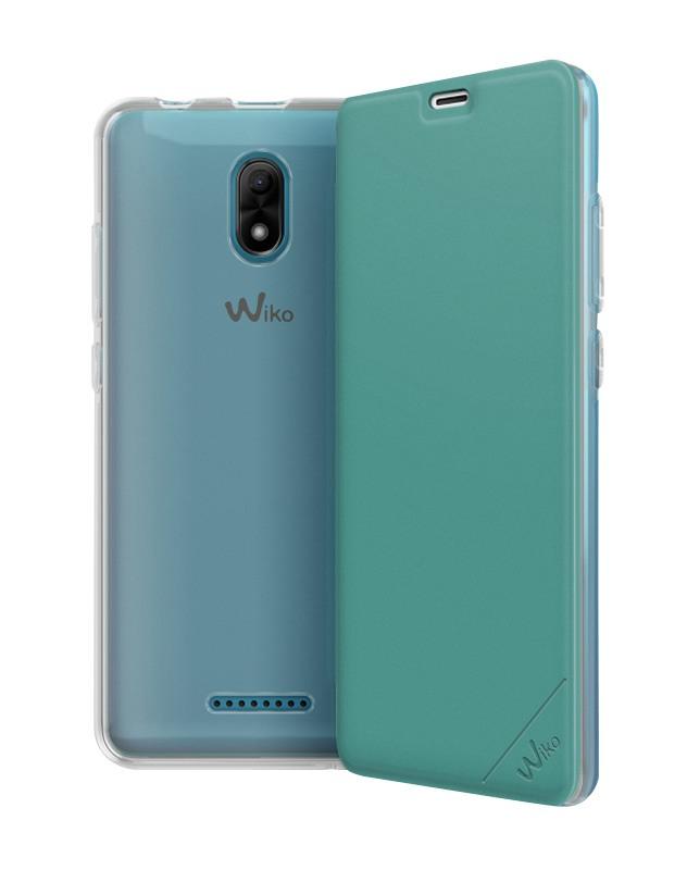 Folio Case integral WIKO JERRY3 Turquoise