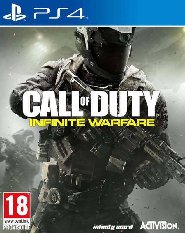 Jeu video PS4 COD infinite warfare