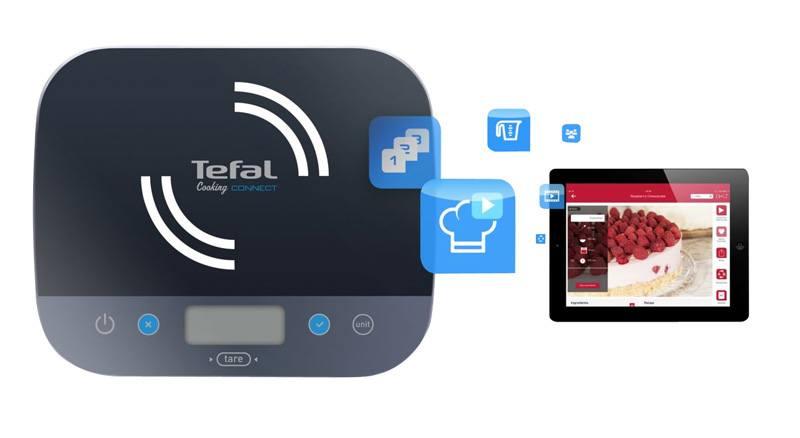 Balance TEFAL BC9200S5 CONNECTEE