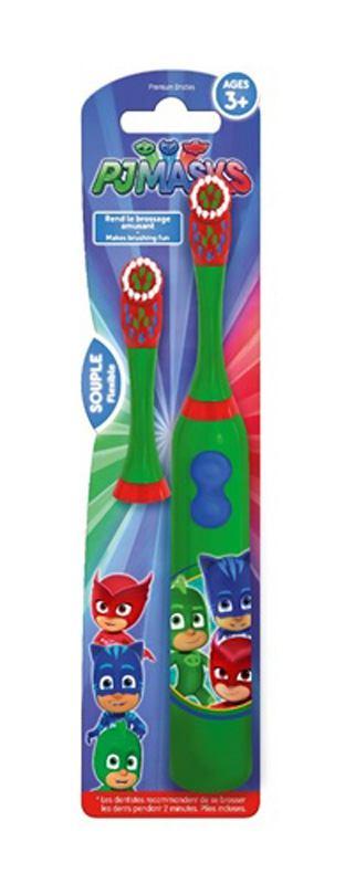 Brosse à dents Pyjamasques rotatives à piles (photo)