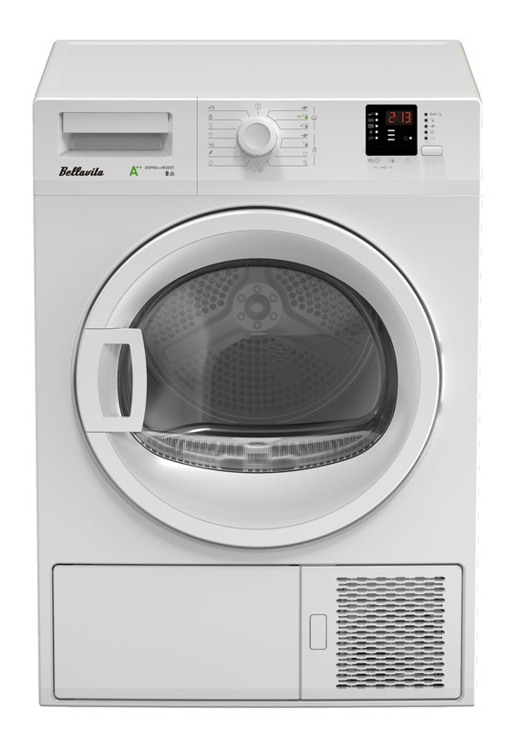 Sèche-Linge 8 KG BELLAVITA DHP 8 A++ W205T (photo)