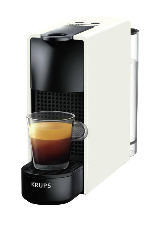 Expresso KRUPS Essenza Mini Pure White